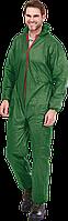 Комбинезон полипропиленовый с капюшоном Reis (KOM Z) зеленый