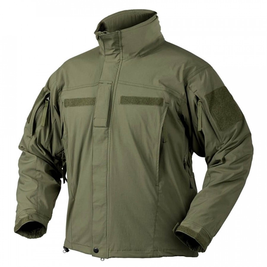 Куртка Helikon LEVEL 5 Ver.II Soft Shell - Olive Green