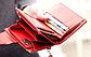 Женский розовый кошелек Микки код 411, фото 2