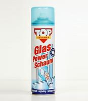 Активная пена для мытья окон и зеркал TOP Cleaner, 500 мл