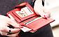 Женский розовый кошелек Микки код 411, фото 4