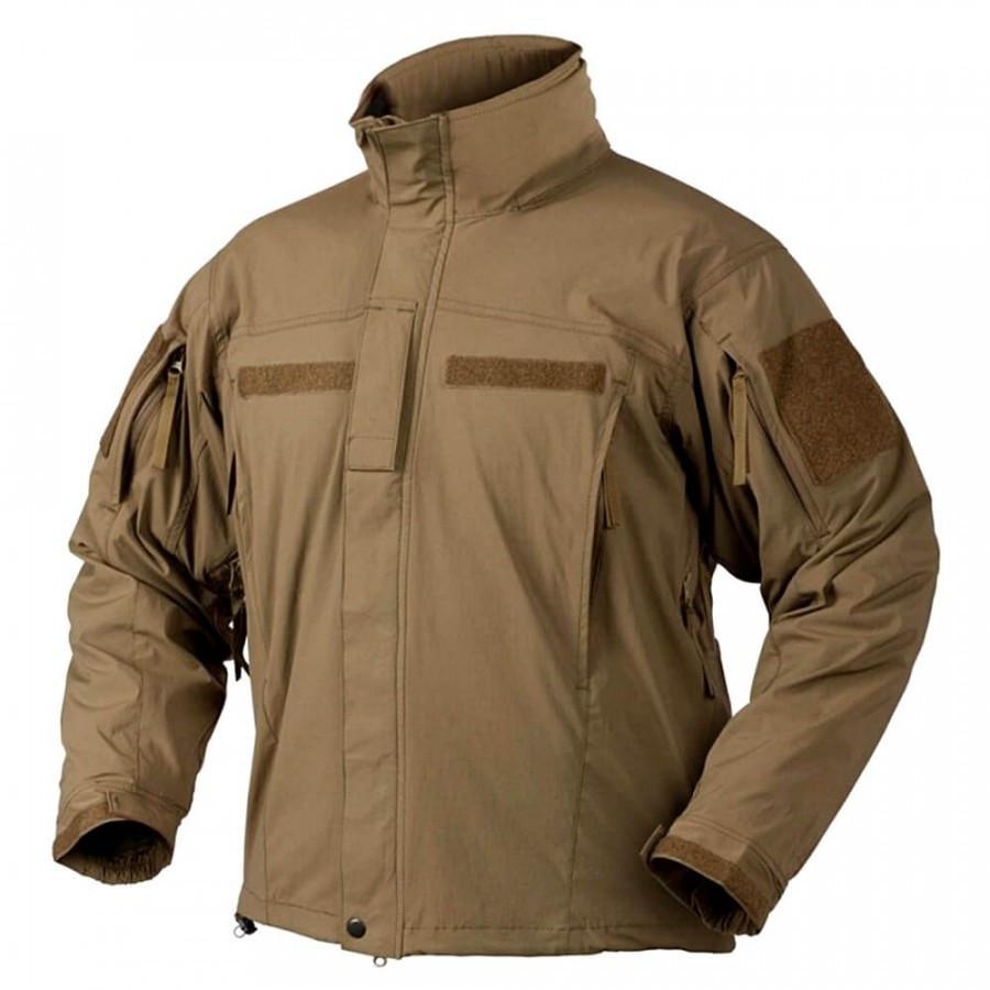 Куртка Helikon LEVEL 5 Ver.II Soft Shell - Coyote