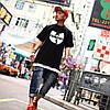 Мужская Футболка Wu-Tang Clan Ву Танг Клан , фото 7