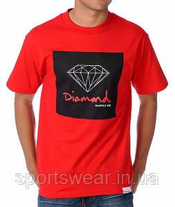 Мужская Футболка Diamond Supply Co OG Sig