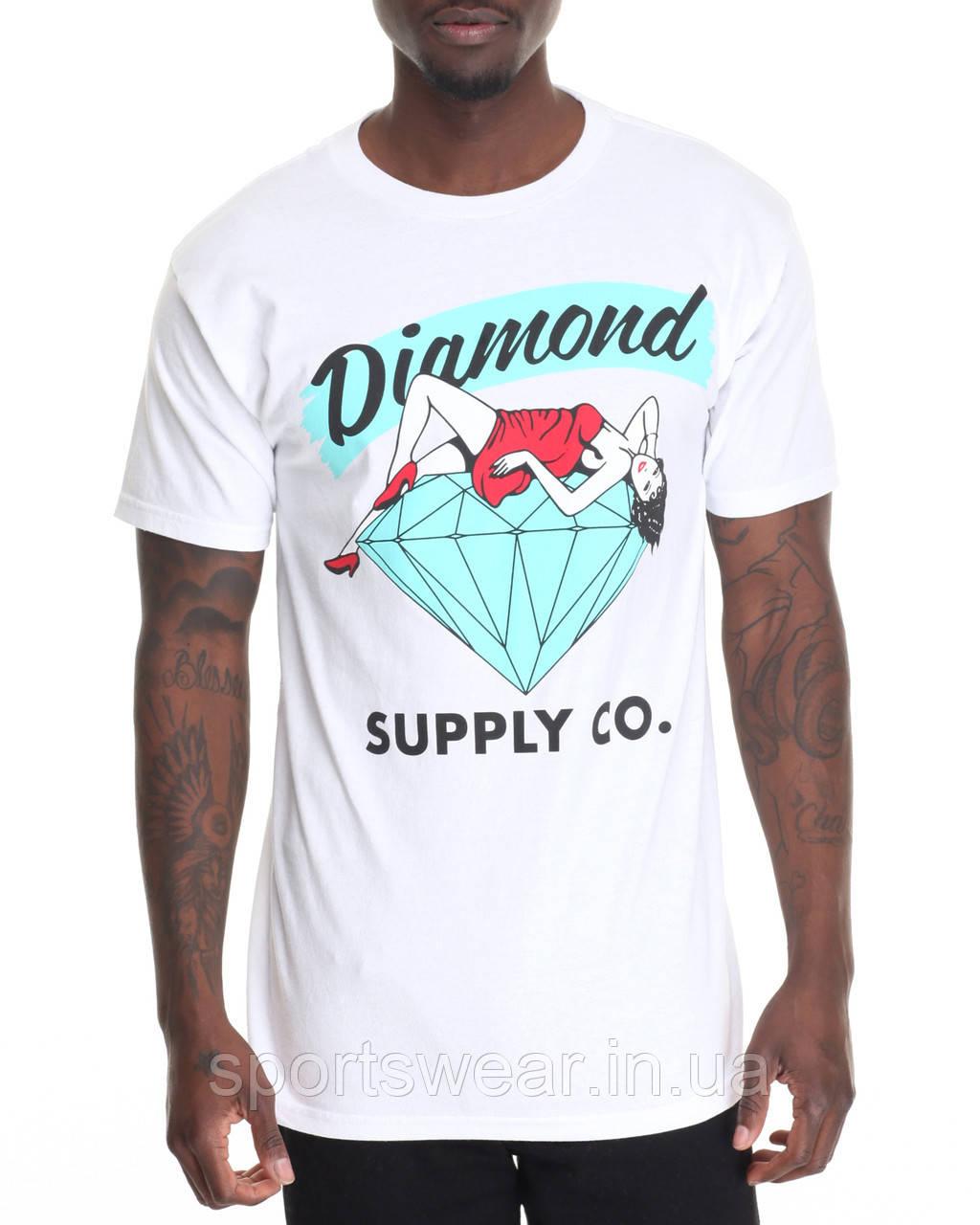 Мужская Футболка Vices Diamond Supply Co