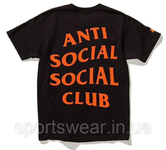 "Футболка A.S.S.C. Paranoid | Anti Social social club | БИРКА | Худи АССК Параноид """" В стиле Anti Social"