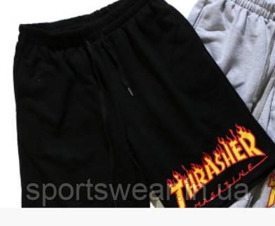 Шорты с логотипом Thrasher для шарящих   Трешер Шорты