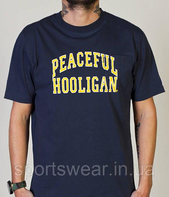 "Футболка Peaceful hooligan """" В стилі Peaceful hooligan """""