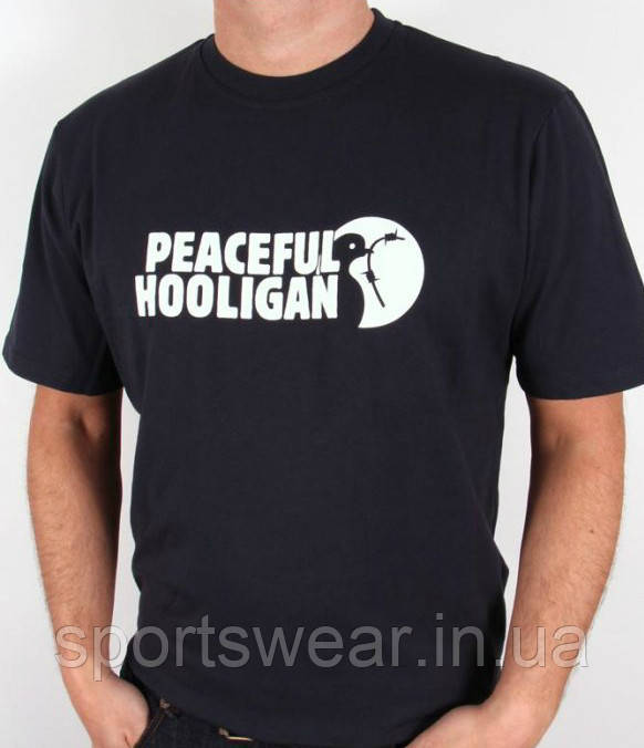Футболка Peaceful hooligan