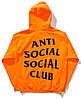 "Толстовка Anti Social social club Paranoid Undefeated   БИРКА   Толстовка АССК """" В стиле Anti Social Social, фото 3"