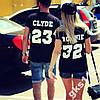Парные именные футболки ( Все ЦВЕТА ) №36 , фото 2