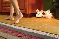 Як обрати теплу підлогу