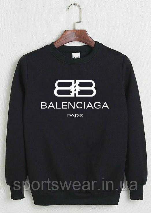Свитшот BALLINCIAGA Баленсиага ( Черный )