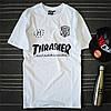 Футболка Thrasher| Трешер Футболка Swag White , фото 2
