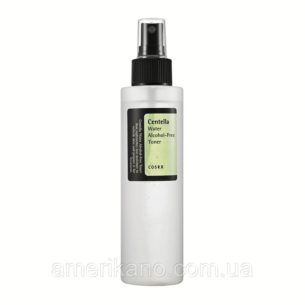 Безалкогольный тонер для проблемной кожи с центеллой COSRX Centella Water Alcohol-Free Toner, 150 мл