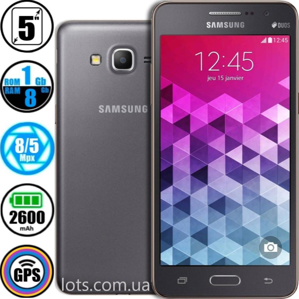 Смартфон Samsung Galaxy G531H Grand Prime Grey - Оригинал