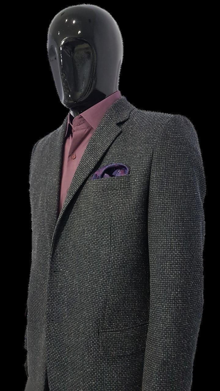 Чоловічий теплий піджак Vintage 4