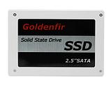 "SSD накопитель Goldenfir 256 Gb model T650-256GB жёсткий диск 2,5"" SATA III TLC для ПК ноутбука, фото 2"