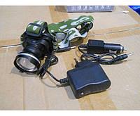 Светодиодный налобный фонарь MONT 6807