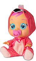 ОРИГИНАЛ Интерактивная Кукла плакса Фэнси Фламинго IMC Toys Cry Babies Fancy Flamingo Doll плачет настоящими