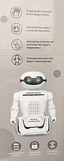 Електронна скарбничка робот з кодовим замком Robot Piggy Bank, фото 2