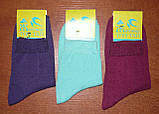 "Женские носки ""Топ-Тап"". р. 23-25 (37-40). Хлопок. Ассорти 2, фото 4"