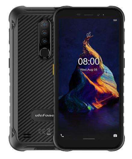 Смартфон  Ulefone ARMOR X8 NFC Black