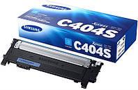 Картридж Samsung SL-C430W/C480W cyan (1 000стр), CLT-C404S/XEV