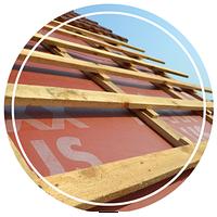 Гидроизоляция и пароизоляция крыши