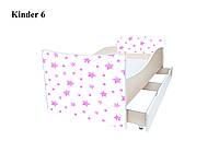 """Кровать """" Звёзды """""""