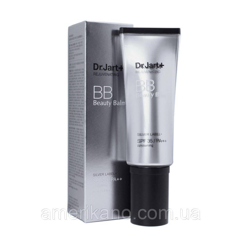Омолаживающий BB крем DR. JART+ Rejuvenating BB Cream Silver Label, 40 мл