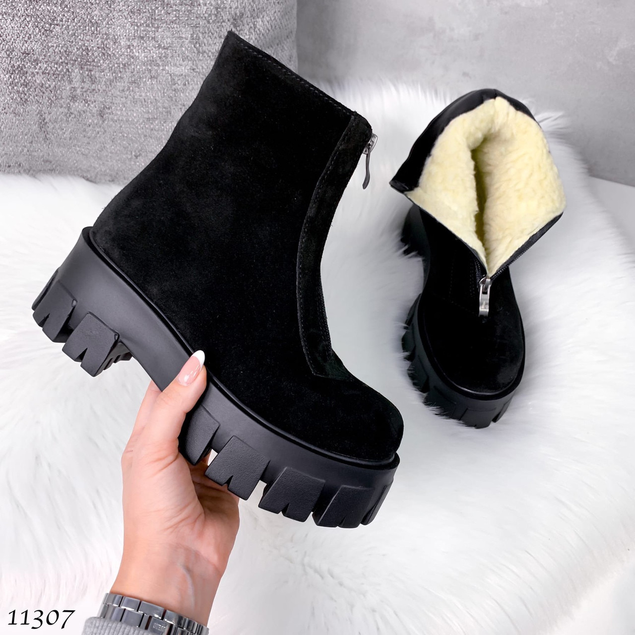 Ботинки для женщин 11307 (ЯМ)