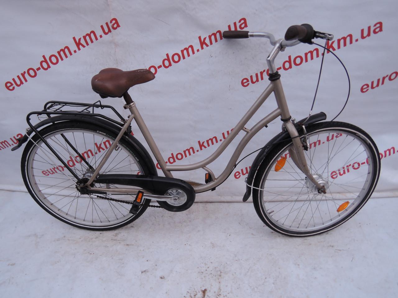 Городской велосипед Biria 26 колеса 3 скорости на планетарке