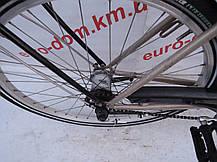 Городской велосипед Biria 26 колеса 3 скорости на планетарке, фото 3