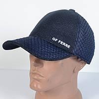 Чоловіча  тепла  кепка  на  флісі  з  вушками GF FERRE