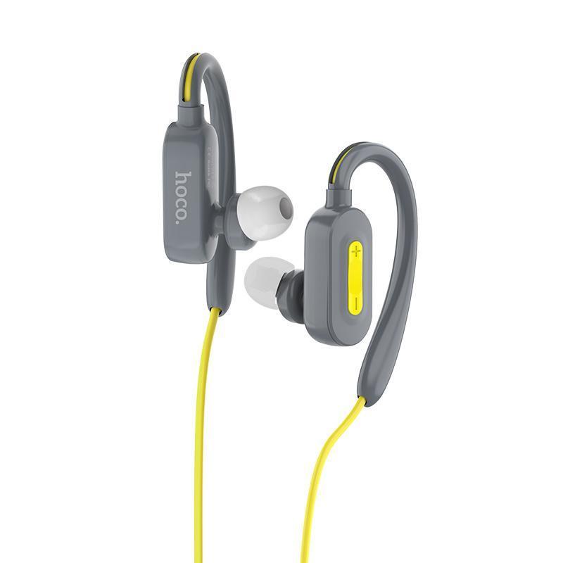 Стерео гарнитура Bluetooth Hoco ES16 Sport Grey