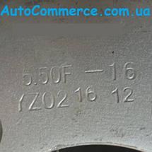 Диск колёсный JAC1020, FAW 1031, 1041 (Джак, Фав) R16-под камеру, фото 2
