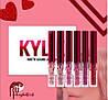 Набор матовых помад Kylie Valentine's Edition
