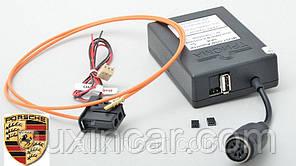Автомобильный МР3 адаптер Триома skif USB для Porsche с MOST (оптика)