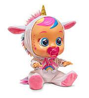 ОРИГИНАЛ Интерактивная Кукла плакса Дрими Единорог IMC Toys Cry Babies Dreamy Unicorn Doll плачет настоящими