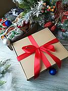 Подарочный набор из четырех пар новогодних носков вязаных шерстяных (можно составить самому)