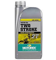 Масло моторне Motorex 2-Stroke 2T (1л)