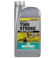Масло моторное Motorex 2-Stroke 2T (1л)