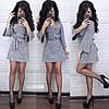 Короткое платье с паетками, фото 4