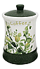 """Набор емкостей для сахара, кофе и чая """"Летний луг"""" Maestro MR-20032-03CS (3 шт)   кухонные баночки"""