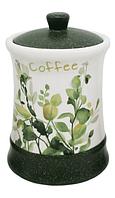 """Набор емкостей для сахара, кофе и чая """"Летний луг"""" Maestro MR-20032-03CS (3 шт)   кухонные баночки, фото 1"""