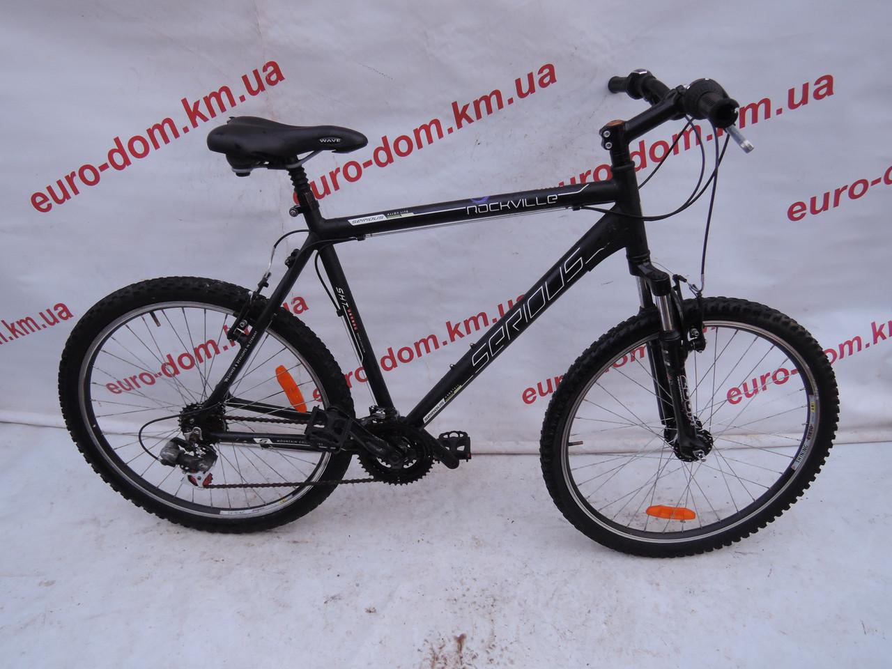 Горный велосипед Serious 26 колеса 21 скоростей