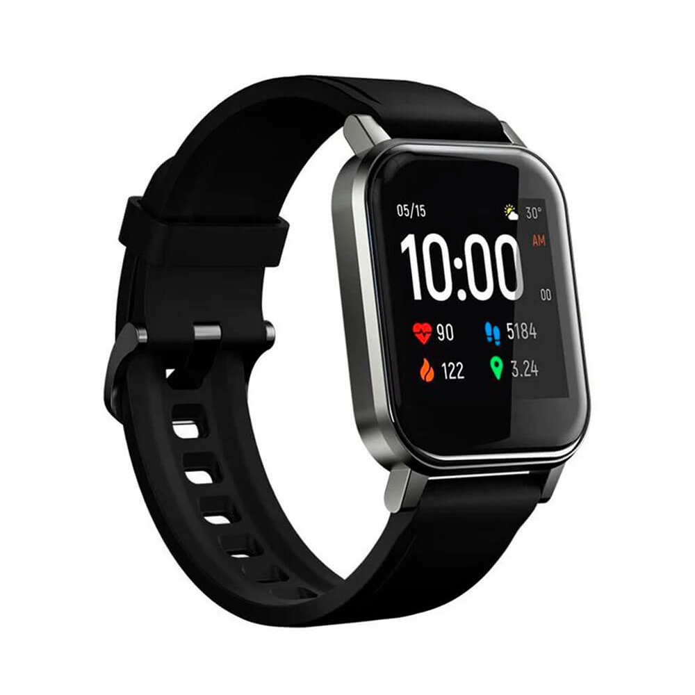 Смарт-часы Xiaomi Haylou Smart Watch 2 LS02 Black