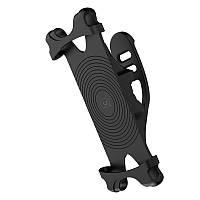 Держатель для телефона велосипедный USAMS US-ZJ053, черный