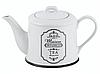 Чайник - заварник Maestro MR-20030-08 (0,8 л) | заварювальний чайник Маестро | керамічний чайник Маестро